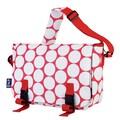 Wildkin Big Dots Jumpstart Messenger Bag