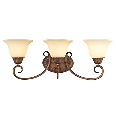 Westinghouse Lighting Regal Springs 3 Light Wall Sconce