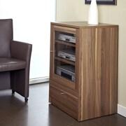 Jesper Office Jesper Office 1242036 Multimedia Cabinet; Walnut Finish