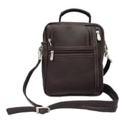 Piel Adventurer Radio/Video/Camera Bag; Chocolate