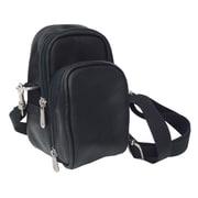 Piel Camera Bag; Saddle
