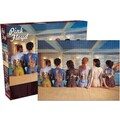 Aquarius Pink Floyd Back Art Jigsaw Puzzle