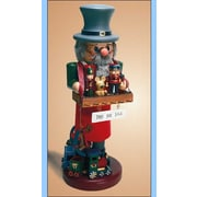 The Whitehurst Company, LLC Heirloom Collectible Nutcrackers by Zim s Toy Vendor