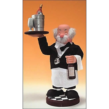 The Whitehurst Company, LLC Heirloom Collectible Nutcrackers by Zim s Waiter