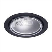 WAC Xenon Under Cabinet Recessed Light; Black