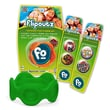 Wild Creations Flipoutz Bracelet with One Coin and Two Additional Coin Pack in Green