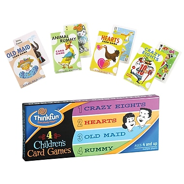 Think Fun Childrens Card Games-4