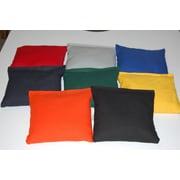 SC Cornhole Cornhole Bag (Set of 8); Royal Blue / Grey
