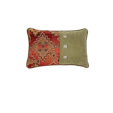 Wooded River Bessie Gulch Lumbar Pillow
