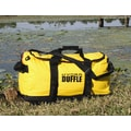 Texsport 23.5'' Sportsman  s Hydra Travel Duffel II; Yellow/Black