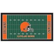 Wincraft NFL Cleveland Browns Large Field Mat