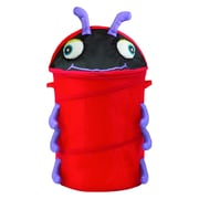Redmon for Kids The Original Bongo Bag Lady Bug Pop Up Hamper