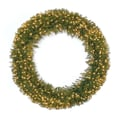 National Tree Co. Norwood Fir 60'' Wreath; Pre-Lit