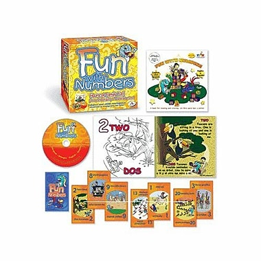 Talicor Family Games Fun with Numbers Board Game