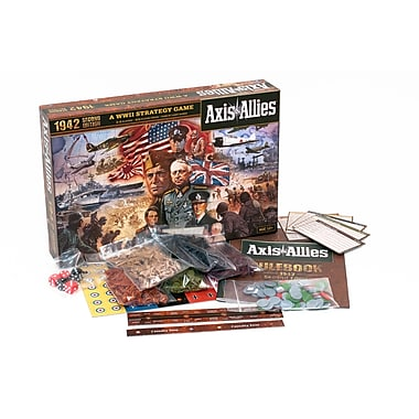 Wizards of the Coast Axis and Allies 1942 2nd Edition Board Game