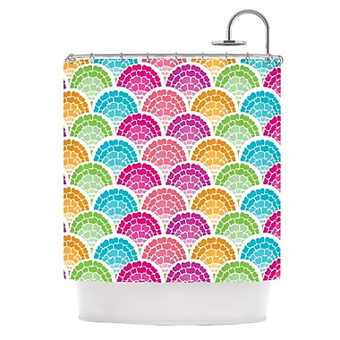 KESS InHouse Rina Shower Curtain