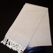 Scents and Feel Fouta Bath Towel; Beige