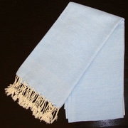Scents and Feel Fouta Bath Towel; Azur