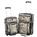 Sydney Love Travel Print 2 Piece Luggage Set