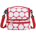 Wildkin Ashley Big Dot Double Decker Lunch Bag