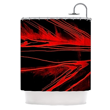 KESS InHouse In the Detail Shower Curtain