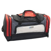 SeaStow 26''  Large Gear Duffel Bag; Red