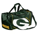 Forever Collectibles NFL 11'' Travel Duffel; Green Bay Packers