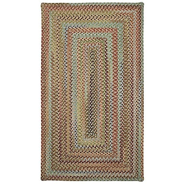 Capel Kill Devil Hill Dusty Multi Rug; Runner 2' x 8'