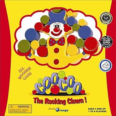 Blue Orange CooCoo the Rocking Clown