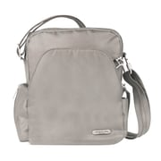 Travelon Anti-Theft Travel Crossbody Bag; Stone
