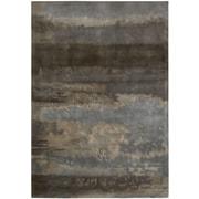Calvin Klein Rugs Luster Wash Chrome Wash Slate Area Rug; 8'3'' x 11'