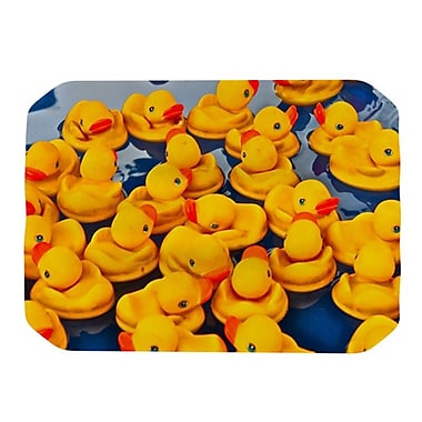KESS InHouse Duckies Placemat