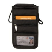 Travelon Travel Security RFID Blocking Deluxe Boarding Pouch