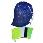 Armor Bags 18'' x 30'' Mesh Bags; Neon Yellow