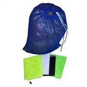 Armor Bags 8'' x 5'' Mesh Bags; Blue