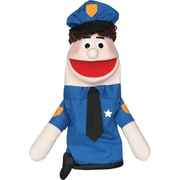 Get Ready Kids Police Officer Puppet; Caucasian