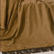 HiEnd Accents Barbwire Embroidered Throw
