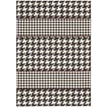 Joseph Abboud Griffith Domino Rug; 3'6'' x 5'6''