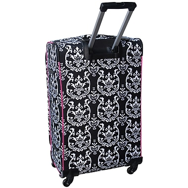 Jenni Chan Damask 360 Quattro 28'' Upright Spinner Suitcase