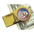 American Coin Treasure Goldtone Quarter; Bicentennial
