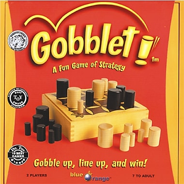 Blue Orange Gobblet Board Game