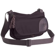 Overland Equipment Pixley Shoulder Bag; Blackberry / Dusty Blue