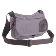 Overland Equipment Pixley Shoulder Bag; Dove / Dove