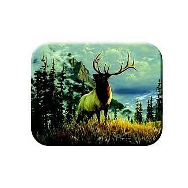 McGowan Tuftop Elk Cutting Board; Medium (12''x16'')