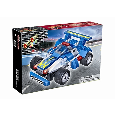 Banbao 125 Piece Eagle Car Block Set