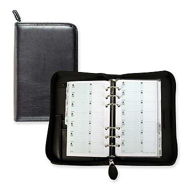 Day-Timer® Fresno Ring Starter Set, Portable Size, 3-3/4