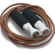 PowerMax 108'' Leather Jump Rope