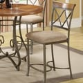 Powell Cafe Hamilton 24'' Bar Stool