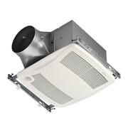 Broan Ultra Multi-Speed 80 CFM Energy Star Bath Fan w/ Light and Motion Sensor