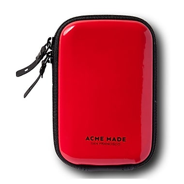 Acme Made Sleek Case; Red